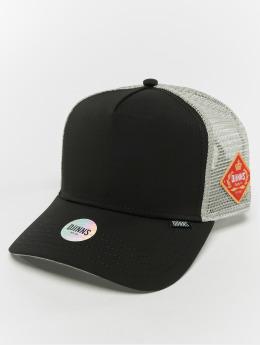 Djinns Trucker Caps Hft Cap Cigar šedá