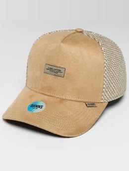 Djinns Trucker Caps HFT Part-Time Mesh béžový