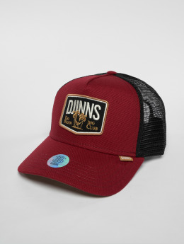 Djinns Trucker Caps Hft Nothing Club czerwony