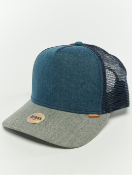Djinns Trucker Caps Hft Denim 3.0 indigo