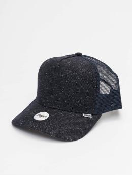Djinns Trucker Caps Hft Wov Spot modrý