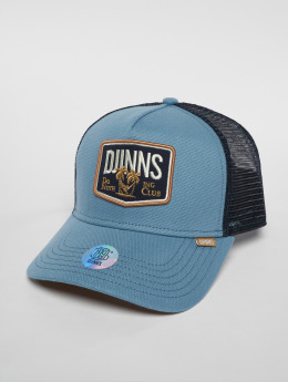 Djinns Trucker Caps Hft Nothing Club niebieski