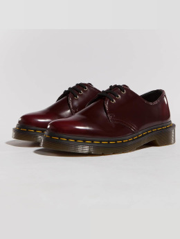 Dr. Martens Chaussure basse 1461 Vegan 3-Eye rouge