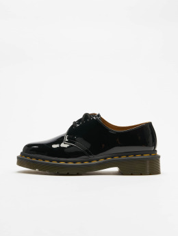 Dr. Martens Halbschuh 1461 3-Eye Patent Leather Low schwarz
