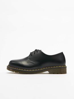Dr. Martens Lageschoen 1461 DMC 3-Eye Smooth Leather zwart