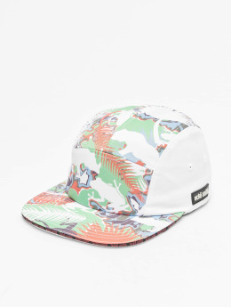 Ecko Unltd. 5 Panel Caps AnseSoleil bianco