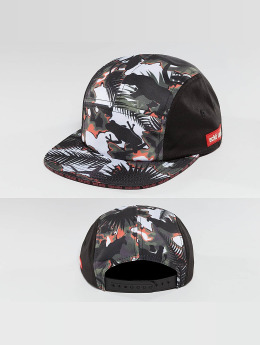 Ecko Unltd. 5 Panel Caps AnseSoleil zwart