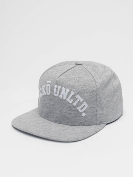 Ecko Unltd. Casquette Snapback & Strapback Melange College gris