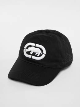 Ecko Unltd. Pier 72 Dad Fit Cap  Black