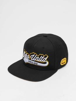 Ecko Unltd. Snapback Caps Oliver Way čern