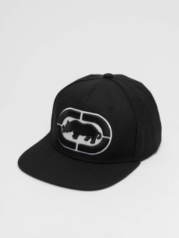 Ecko Unltd. Snapback Caps Hidden Hills čern