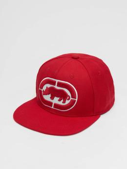 Ecko Unltd. Snapback Caps Hidden Hills červený