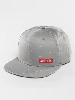Ecko Unltd. Snapback Caps Capstar grå