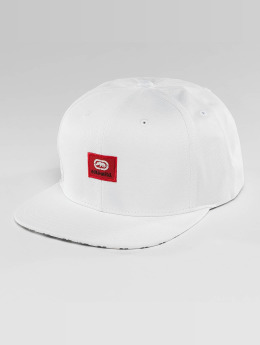 Ecko Unltd. Peter Patch Snapback Cap White