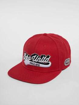 Ecko Unltd. Snapback Caps Oliver Way red