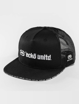 Ecko Unltd. Clifton Trucker Cap Black
