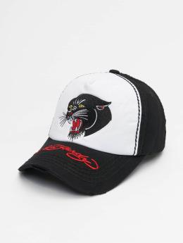Ed Hardy snapback cap  zwart