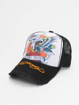 Ed Hardy trucker cap  zwart