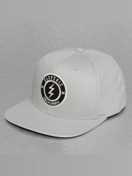Electric Casquette Snapback & Strapback PENSACOLA II gris