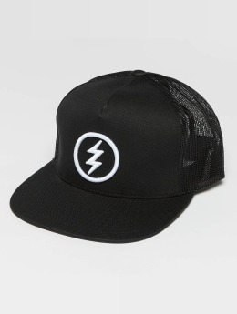 Electric Trucker Cap Volt nero