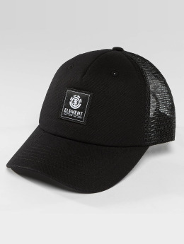 Element Casquette Trucker mesh Icon Mesh noir