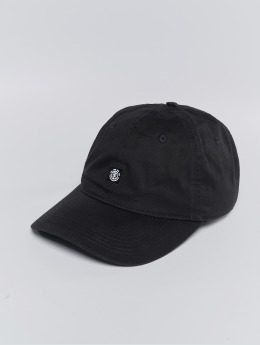 Element Snapback Cap Fluky Dad black