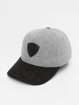Element Snapback Cap Camp III grigio