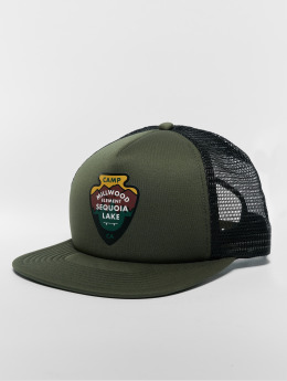 Element Snapback Cap Camp olive