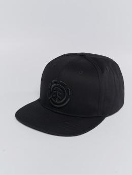 Element snapback cap Classic Knutsen zwart