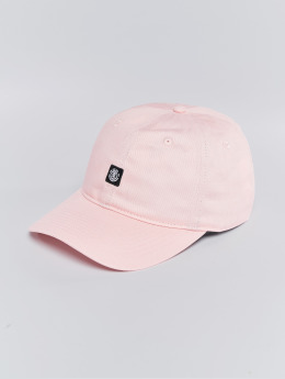 Element Snapback Caps Fluky Dad rosa