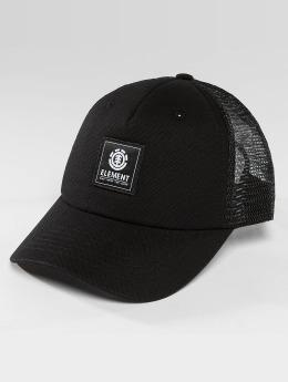Element Trucker Cap Icon Mesh schwarz