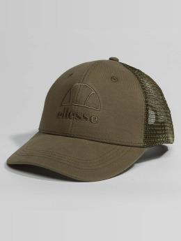 Ellesse Snapback Caps Heritage Falez oliven