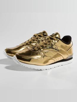 Ellesse Heritage City Runner Metallic Runner Sneakers Antique_Gold