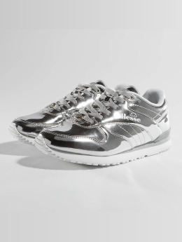 Ellesse Heritage City Runner Metallic Runner Sneakers Silvern