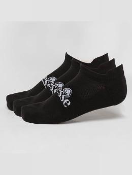 Ellesse Sokken 3-Pack Dabb zwart