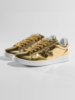 Ellesse Heritage Anzia Metallic Sneakers Antique_Gold