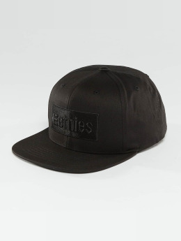 Etnies Gorra Snapback Corp Box negro