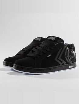 Etnies Tennarit Metal Mulisha Fader musta