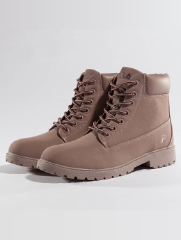 FILA Ботинки Base Maverick Mid розовый