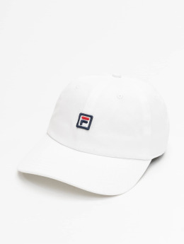 FILA Casquette Fitted Dad blanc