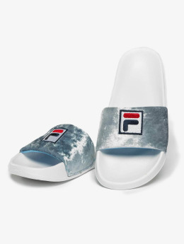 FILA Slipper/Sandaal Base Palm Beach V blauw