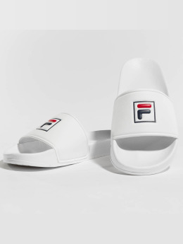 FILA Slipper/Sandaal Palm Beach wit
