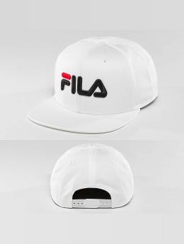FILA snapback cap Urban Line wit