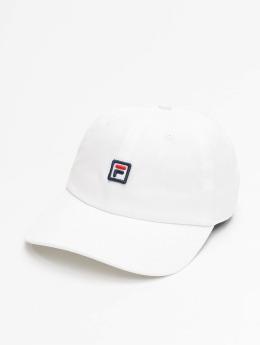 FILA Snapback Caps Dad  bílý