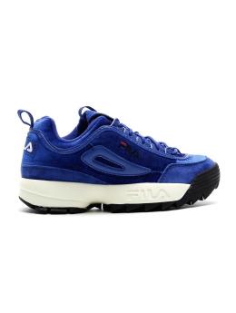 FILA Sneaker Disruptor V Low WMN blau
