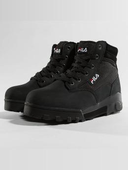 FILA Sneaker Heritage Grunge Mid schwarz