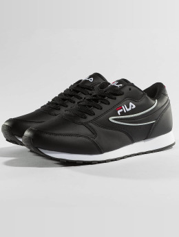 FILA Sneaker Orbit Low schwarz