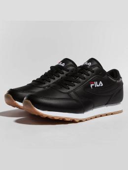FILA sneaker Face Orbit Jogger zwart