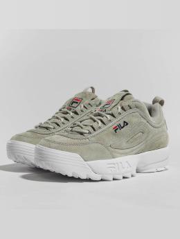 FILA Sneakers Heritage Disruptor S Low šedá