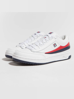 FILA Sneakers Heritage T1 Mid bialy
